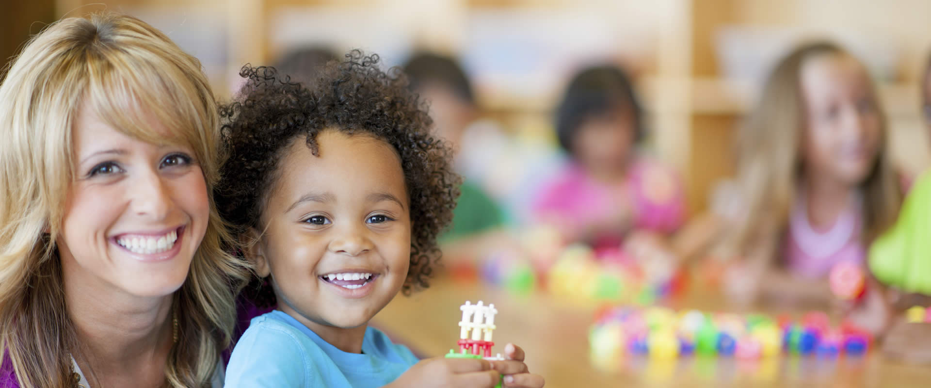Is Your Child's Center Participating in Virginia Quality?