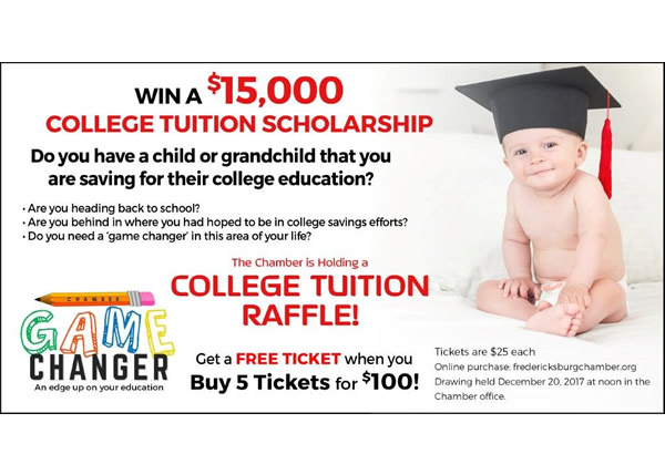 College Tuition Raffle