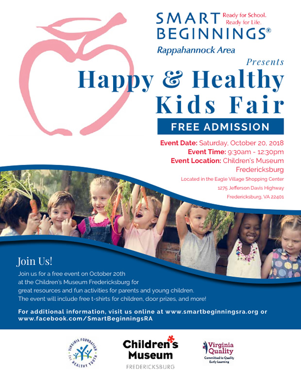 FREE Happy and Healthy Kids Fair